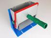 180mm Pizzi Glue Spreader - UF Resin Roller